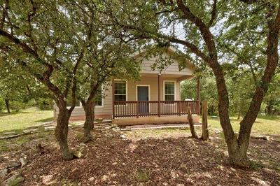 Dripping Springs Single Family Home Pending - Taking Backups: 1816 Spring Valley Dr