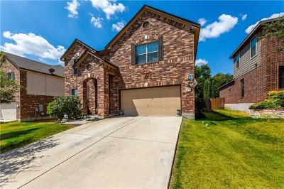 Round Rock Single Family Home For Sale: 1104 Renaissance Trl