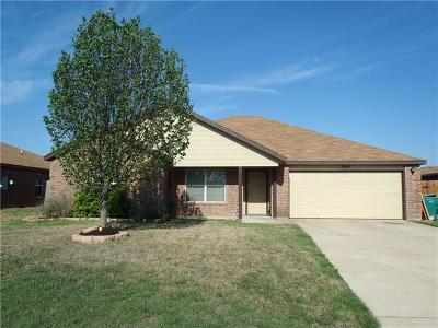 Belton Single Family Home Pending - Taking Backups: 2104 Lincoln Ct