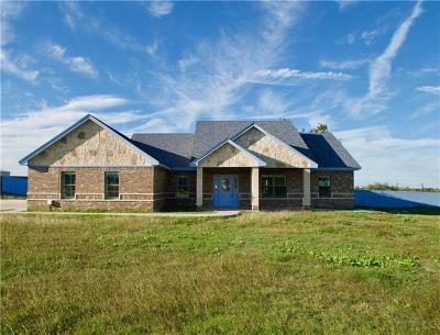 Williamson County Single Family Home For Sale: 201 Stone Water Ln