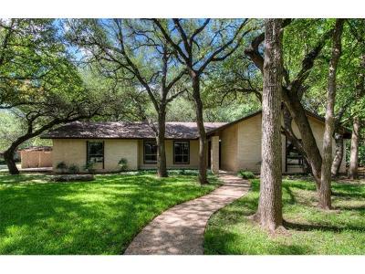 Single Family Home For Sale: 9203 Hazelhurst Dr