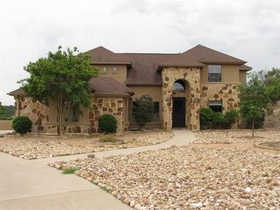Leander Single Family Home For Sale: 1302 Ventana Cyn