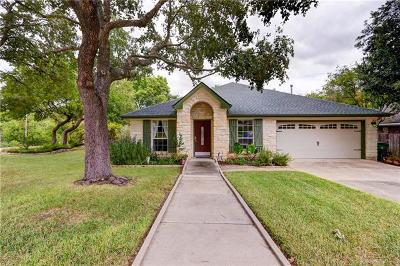 Pflugerville, Round Rock Single Family Home For Sale: 308 Camille Ct