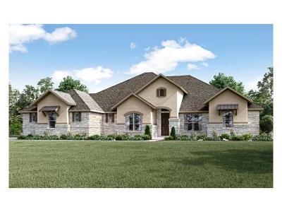 Leander Single Family Home For Sale: 408 Flintlock Dr