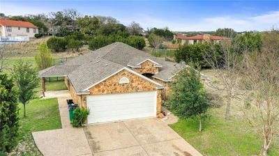 Lago Vista Single Family Home For Sale: 20104 Bunker Cv