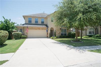 Pflugerville Single Family Home For Sale: 19413 Melwas Way W