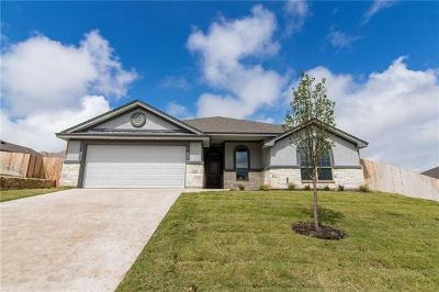 Harker Heights Single Family Home For Sale: 2531 Faux Pine Dr