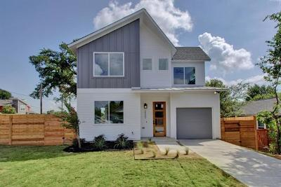 Travis County Single Family Home For Sale: 5000 Baker St