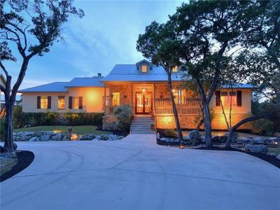 Wimberley Single Family Home For Sale: 501 Water Park Rd