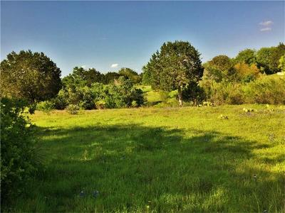 Spicewood Residential Lots & Land For Sale: LOT 64 Wesley Ridge Dr