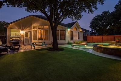 Cedar Park Single Family Home Pending - Taking Backups: 903 Cashew Ln