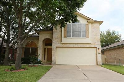 Austin Single Family Home For Sale: 8408 Dulac Dr