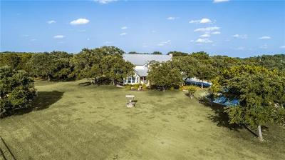 Liberty Hill Single Family Home For Sale: 2151 County Road 282
