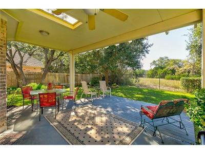 Cedar Park Single Family Home For Sale: 1714 Buttercup Creek Blvd