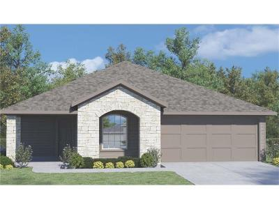 Hutto Single Family Home Pending: 131 Navidad River Dr