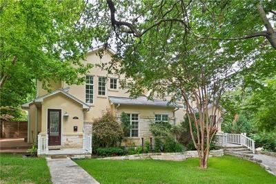 Austin Condo/Townhouse For Sale: 1717 Cromwell Hill #A