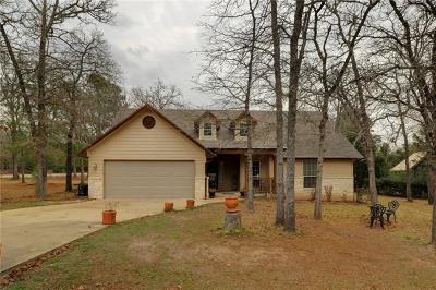 Elgin Single Family Home For Sale: 103 Live Oak