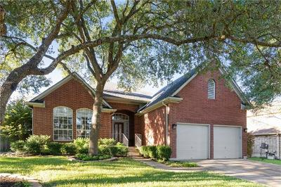Austin Single Family Home For Sale: 10614 Redmond Rd