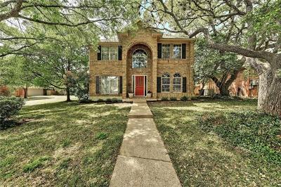 Austin Single Family Home Pending - Taking Backups: 10520 Redmond Rd