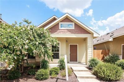 Austin Single Family Home For Sale: 4505 Senda Ln