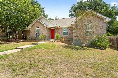 Single Family Home For Sale: 2903 Buffalo Trl