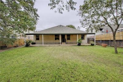 Single Family Home For Sale: 8605 Ganttcrest Dr