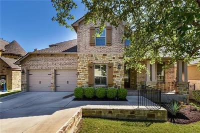 Spicewood Single Family Home Pending - Taking Backups: 5524 Texas Bluebell Dr