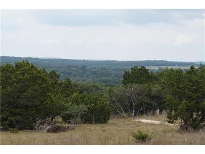Hays County Residential Lots & Land Pending - Taking Backups: Fitzhugh Rd