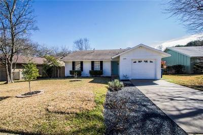 Hays County, Travis County, Williamson County Single Family Home For Sale: 2324 Aldford Dr