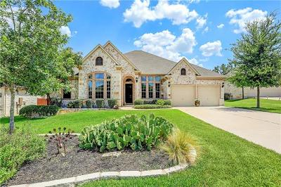 Round Rock Single Family Home Pending: 3005 Helada Ct