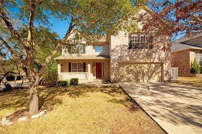 Austin Single Family Home Pending - Taking Backups: 12700 Grierson Trl