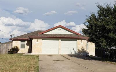Hutto Rental For Rent: 1009 Iola Dr