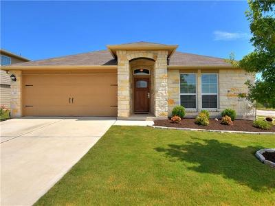 Hutto Single Family Home Pending - Taking Backups: 602 Mitchell Dr
