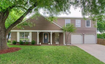 Travis County Single Family Home For Sale: 900 Silbury Dr