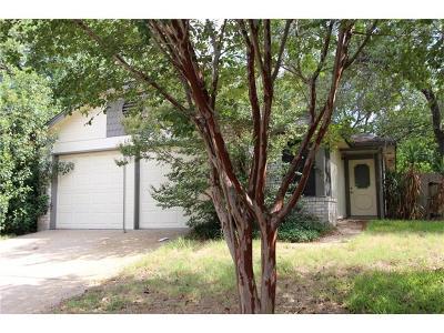 Austin Single Family Home Pending - Taking Backups: 2206 Blalock Dr