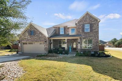 Travis County Single Family Home For Sale: 8509 Vantage Point Dr