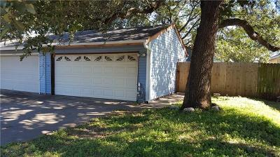Hays County, Travis County, Williamson County Condo/Townhouse For Sale: 8001 Parliament Pl