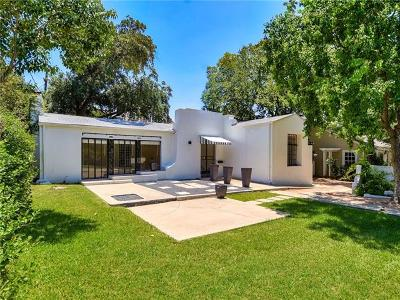 Single Family Home For Sale: 1703 Woodlawn Blvd