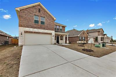 Manor Single Family Home For Sale: 11813 Carrizo Springs Path
