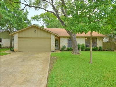 Single Family Home Pending - Taking Backups: 4403 Twisted Tree Dr