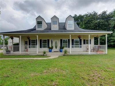 Bastrop County Single Family Home For Sale: 335 Colorado Dr