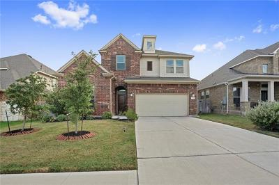 Pflugerville, Round Rock Single Family Home For Sale: 3417 Winter Wren Way