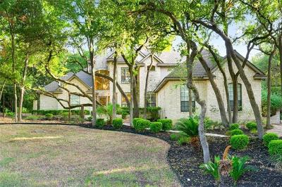 San Marcos Single Family Home Pending - Taking Backups: 901 Snyder Hill Dr
