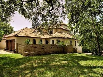 Austin Single Family Home For Sale: 1915 Rue De St Tropez