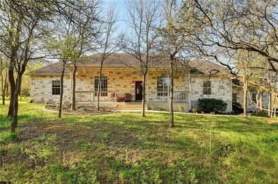 Cedar Creek TX Single Family Home For Sale: $465,000