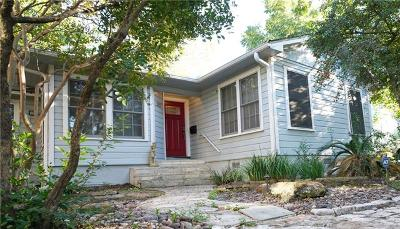 Travis County Single Family Home For Sale: 3413 Hillview Rd