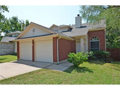 Austin Single Family Home For Sale: 9026 Wellesley Dr