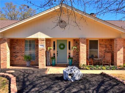 Cedar Park Single Family Home Pending - Taking Backups: 100 Cardinal Ln