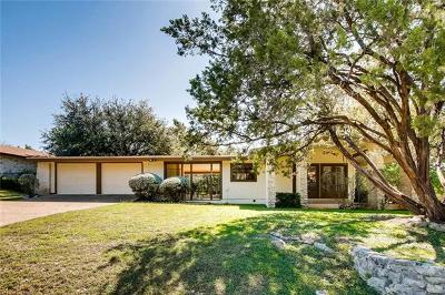 Travis County Single Family Home Pending - Taking Backups: 102 Javelin Dr