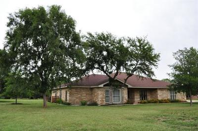 Hays County, Travis County, Williamson County Single Family Home For Sale: 3700 Lost Oasis Holw